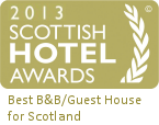 Scottish Hotel Awards 2013